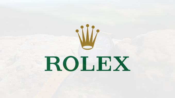 logo of Rolex watches