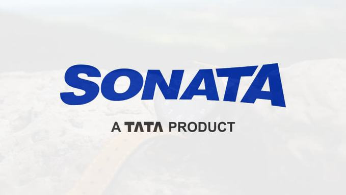logo of Sonata watches