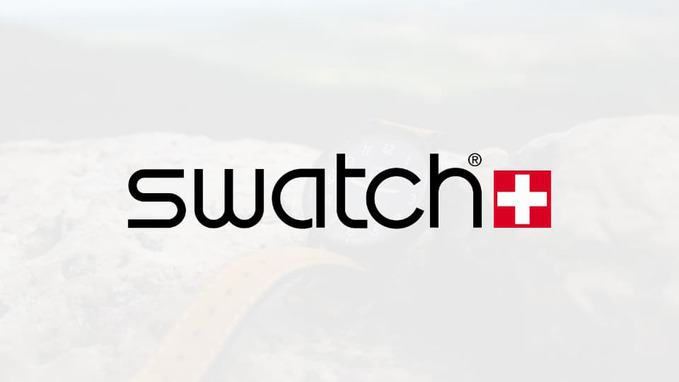 logo of Swatch watches