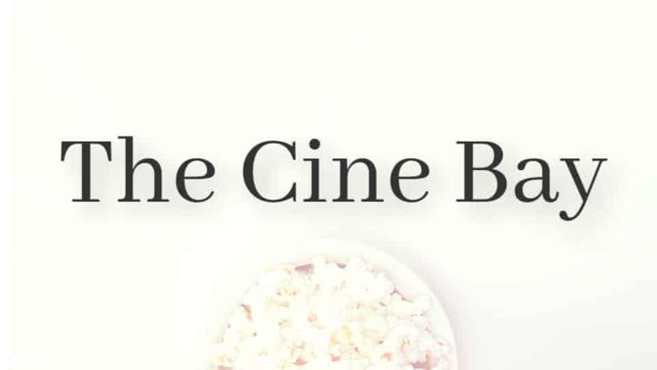 the cine bay website logo