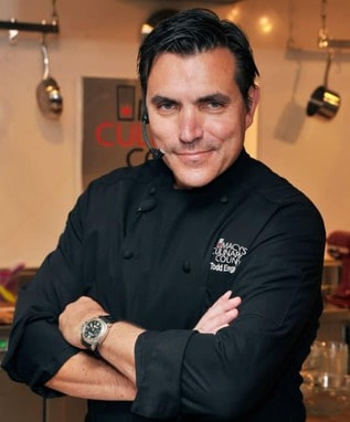 photo of chef Todd English