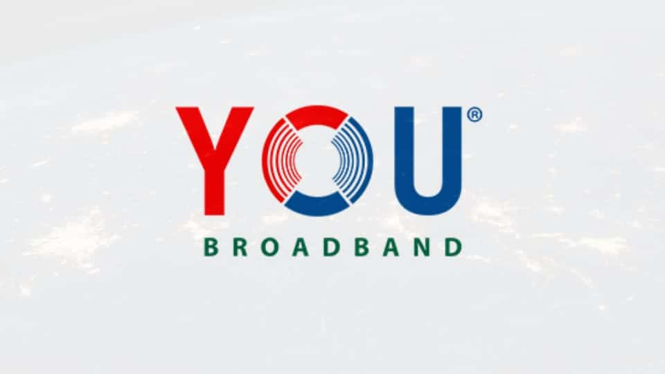 logo of You Broadband Internet Services