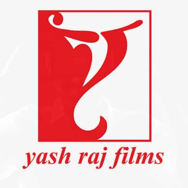 logo of Yash Raj Films youtube channel