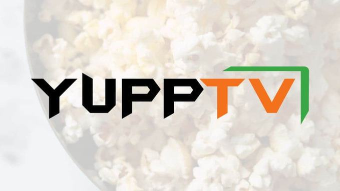 Yupptv ott player logo