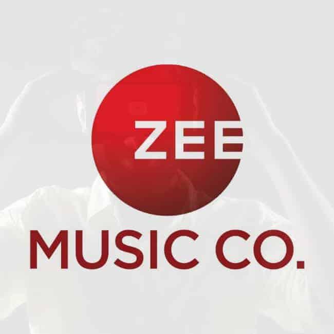 logo of Zee Music youtube channel
