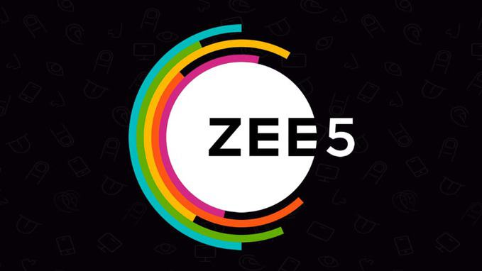 zee5 ott player logo