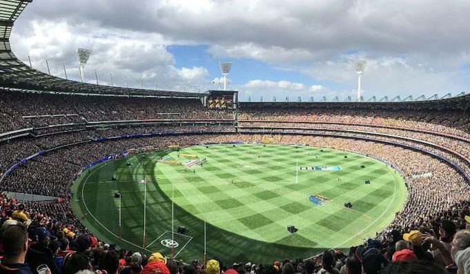 Melbourne Cricket Ground Landmark