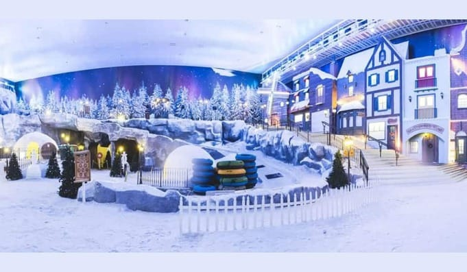 Snow World hyderabad