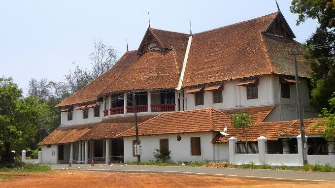 A House In Kerala State