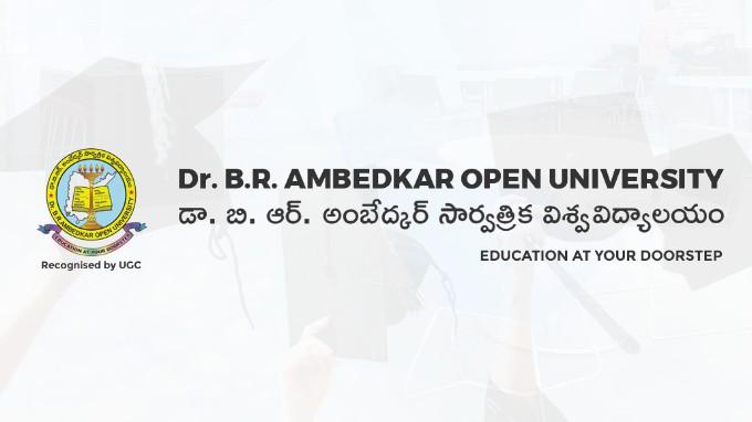 Dr Br Ambedkar Open University