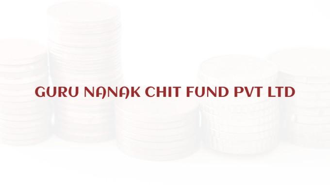 Guru Nanak Chit Fund