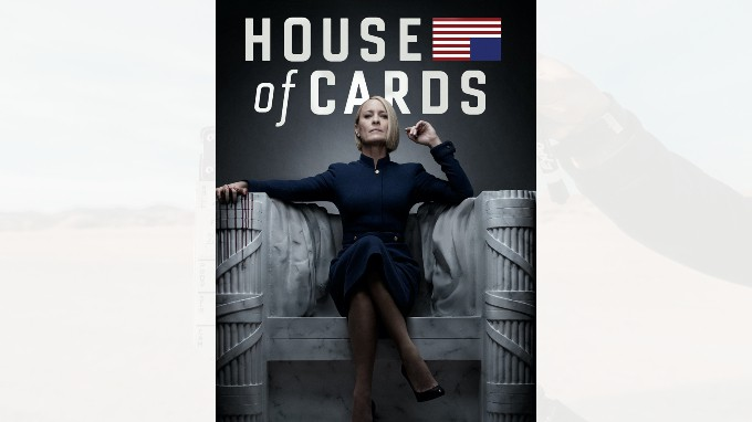 House Of Cards English Web Series