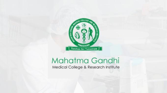 Mahatma Gandhi Medical College And Research Institute
