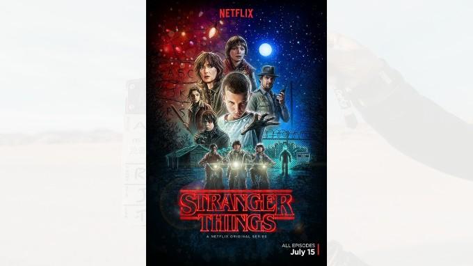 Stranger Things English Web Series