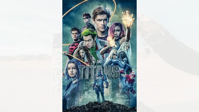 Titans English Web Series