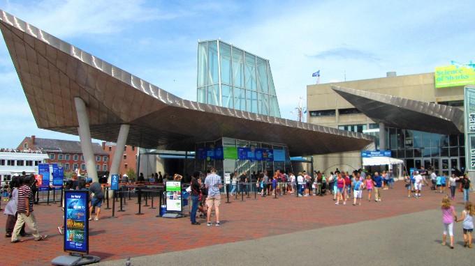 The New England Aquarium
