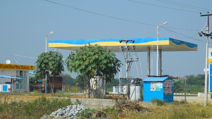 Bpcl Petrol Bunk In India
